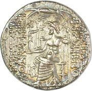 Tetradrachm (Aulus Gabinius) – reverse