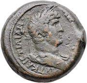 Drachm - Hadrianus – obverse