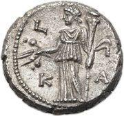 Tetradrachm - Hadrianus – reverse