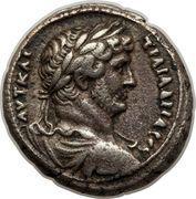 Tetradrachm - Hadrianus (Alexandria) – obverse