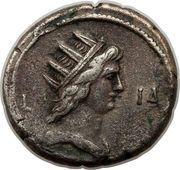 Tetradrachm - Hadrianus (Alexandria) – reverse