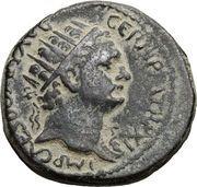 Dupondius - Domitianus (Judea Capta) – obverse