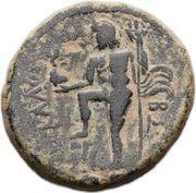 Dupondius - Marcus Aurelius (Judaea) – reverse