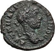 Æ 18 - Elagabalus (Trimontium mint) – obverse