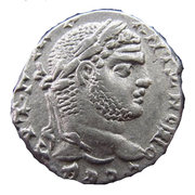 Tetradrachm - Caracalla (Laodicea ad Mare, 4th Consulate) – obverse