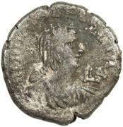 Tetradrachm - Nero & Poppaea (Alexandria, year 11) – reverse