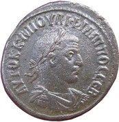 Tetradrachm - Philippus I (Antioch mint) – obverse
