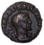 Tetradrachm - Diocletianus – obverse