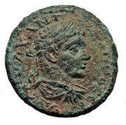 Æ 24 - Caracalla (Sillyum mint) – obverse