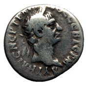 Drachm - Traianus – obverse