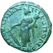 Tetrassaria - Caracalla (Nicopolis ad Istrum mint) – reverse