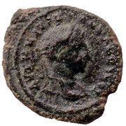 Assarion - Elagabalus (Markianopolis mint) – obverse
