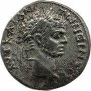 Tetradrachm - Caracalla – obverse