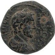 Semis - Antoninus Pius – obverse