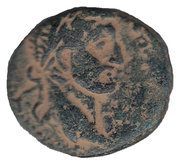 AE23 - Trajan (Ascalon) – obverse