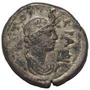 Tetradrachm - Nero (Alexandria) – reverse