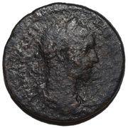 Octassaria - Severus Alexander (Antioch - Seleucis and Pieria) – obverse