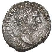 Drachm - Traianus (Bostra) -  obverse