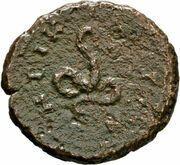 AE20 - Antoninus Pius (NIKAIEΩN; Nicaea) – reverse