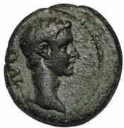 Semis - Augustus (Parium) – obverse