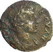 Triassaria - semi-autonomous coinage of Prymnessos (Boule & Aequitas type) – obverse