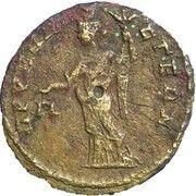 Triassaria - semi-autonomous coinage of Prymnessos (Boule & Aequitas type) – reverse