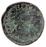 AE - Hadrian (Caesarea Maritima mint) – obverse