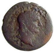 AE - Hadrian (Tiberias mint) – obverse