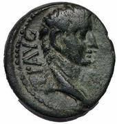 Semis - Tiberius – obverse