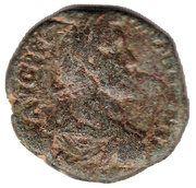 AE - Antoninus Pius (Aelia Capitolina mint) – obverse
