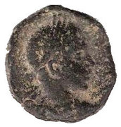 AE - Elagabalus (Neapolis mint) – obverse