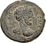 AE - Commodus (Sebaste mint) – obverse