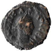 Tetradrachm - Carinus (Alexandria) – obverse