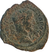 Assarion - Severus Alexander  (NIKAIE; Nicea mint) – obverse