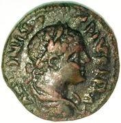 AE 23 - Caracalla (Parium) – obverse