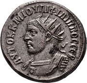 Tetradrachm - Philippus I (Syria) – obverse