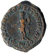 Diassaria - Elagabalus (Homonoia, Philippopolis) – reverse