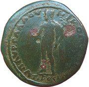 Tétrassaria-Caracalla .Nikopolis ad Istrum – reverse