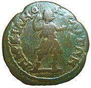 Triassaria -Julia Domna .( Marcianopolis ) – reverse