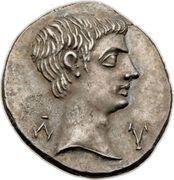 Drachm - Augustus (Lycia) – obverse