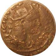 Assarion - Gordianus III (NIKAIEΩN; Nicea mint) – obverse