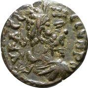 AE - Septimius Severus (Markianopolis) – obverse