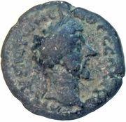 AE17 - Marcus Aurelius (Tyana, Cappadocia) – obverse