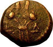 Dichalkon - Livia (Alexandria) – reverse