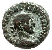 Tetradrachm - Diocletianus (Serapis) – obverse