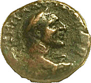 Tetradrachm - Claudius II Gothicus (Alexandria, year 2) – obverse