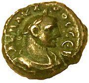 Tetradrachm - Carus (Dikaiosyne, Alexandria mint) – obverse