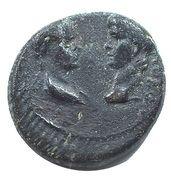 AE18 Unit - Nero & Agrippina (Synaus) – obverse