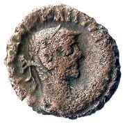 Tetradrachm - Diocletianus (Aequitas) – obverse