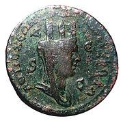 Octassaria - Philippus I (radiate bust, ΑΥΤΟΚ Κ ΜΑ ΙΟΥΛ ΦΙΛΙΡΡΟϹ ϹΕΒ, no star) – reverse
